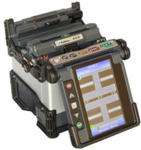 Fusion splicing equipment